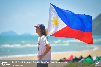 Philippines, China, Australia and New Zealand Grab Coveted Youth Olympics Berths