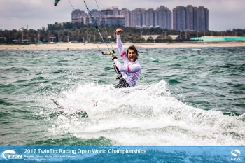 Champions Crowned at First Twin-Tip Slalom Racing Worlds