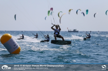 Nail-Biting Finale at TT:R Worlds as Kiteboarding Champions Crowned in Italy