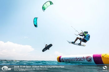 Dominicans Riding High at Youth Olympics Primer in Stellar Kite Racing in Italy