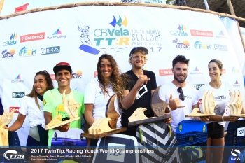 Youth World Champions Crowned in Barra Grande, the Windy Paradise on the Way to YOG 2018