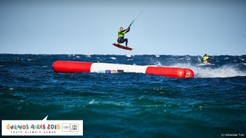 Youth Olympic Games Format for Kiteboarding released